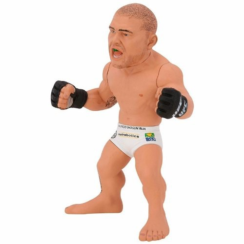 Kit Bonecos Action Figure UFC Cigano + Lyoto + Shogun + Wanderlei Silva