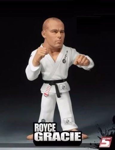Kit Bonecos UFC Combate Melhores Do MMA Machida, Wanderlei Silva, Belfort, Anderson Silva Sem Camisa E Royce