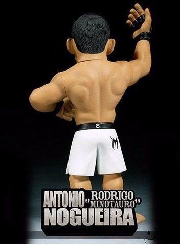 Kit 4 Bonecos UFC Combate Royce Gracie, Cigano, Minotauro e Anderson Silva Sem Camisa Ultimate