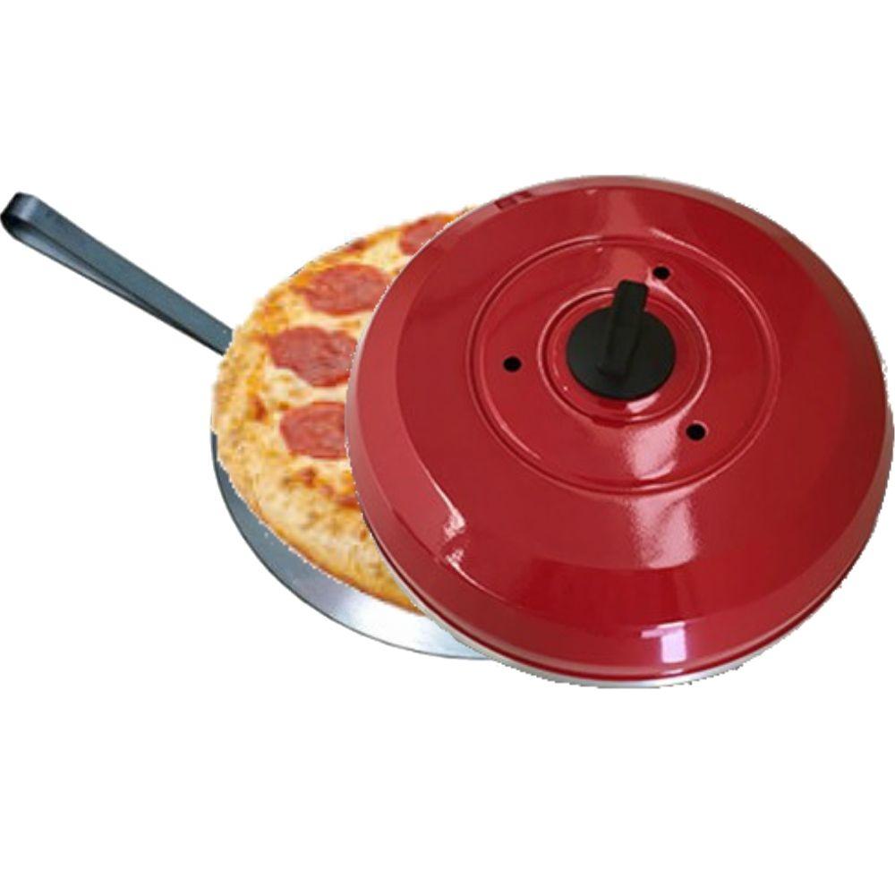Kit Com Abafadores De Pizza E Churrasco Em Diversas Cores