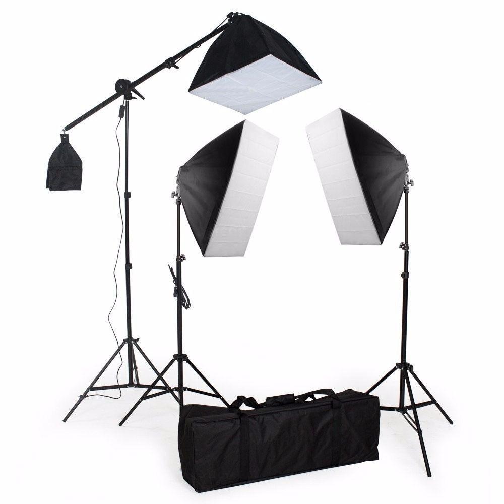 Kit De Iluminação Completo Eros Greika - PK-SB03 110v