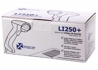KIT Leitor Pistola E Suporte De Mesa Nonus - LI250+ Suporte
