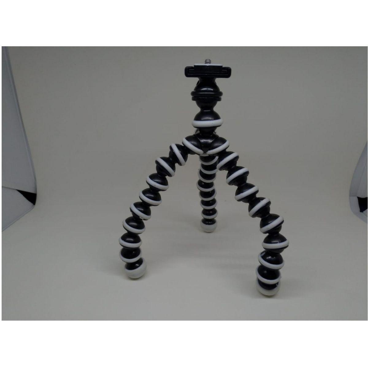 Kit Mini Estúdio Fotográfico 35 cm Instafold + Tripé Gorila Para Câmera - Instafold + SM816