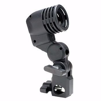 Kit Para Iluminação E Fotografia Octabox 95cm + Soquete Simples Para Lâmpada E27