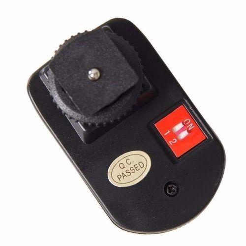 Kit Para Estúdio Fotográfico Rebatedor 80cm + Radio Flash PT-04
