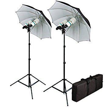 Kit Sobrinha Preta E Prata + Sobrinha Branca + 2x Adaptador Para Flash - 84x59CM+82CM+YA421