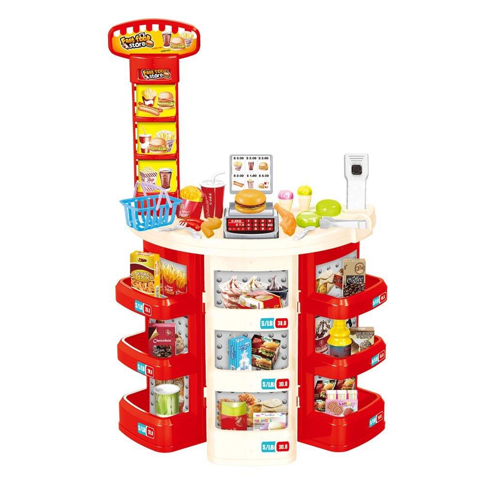 Kit Supermercado Infantil Super Divertido - BW101C