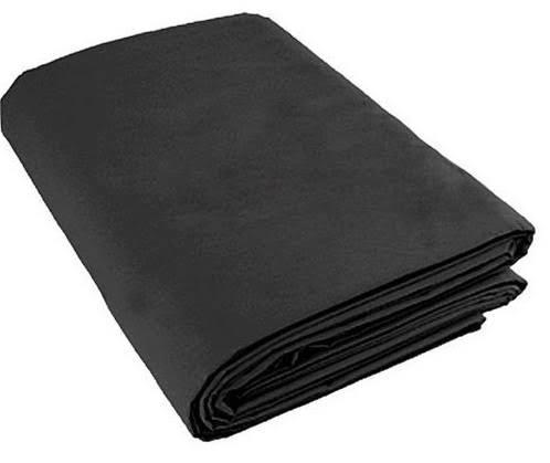 Kit Suporte Para Fundo Infinito YS300 + 3 Tecidos Musilin Para Estúdio Fotográfico - Tecidos Branco, Preto e Verde