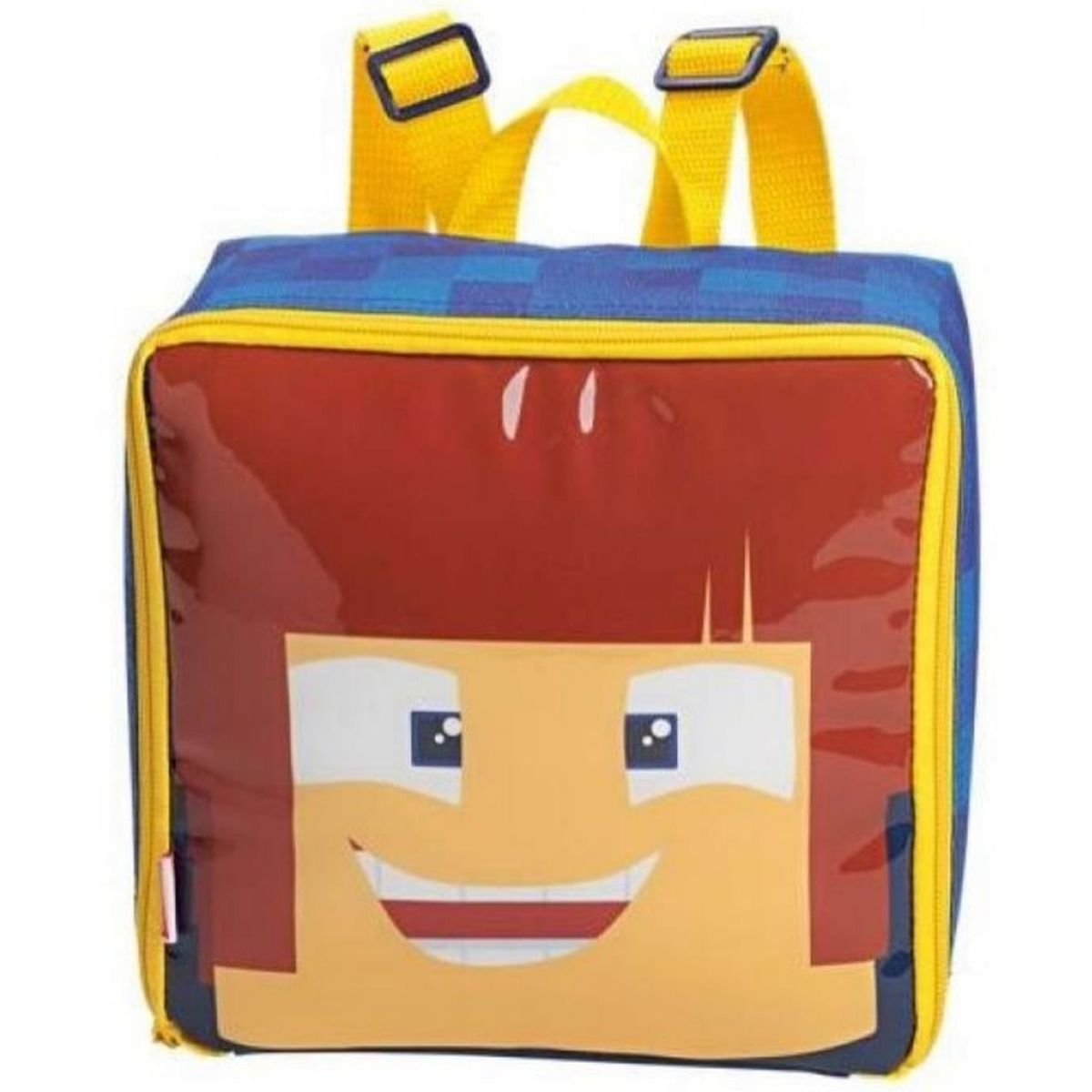 Lancheira Infantil Escolar Authentic Games 20M Sestini - 065572-00