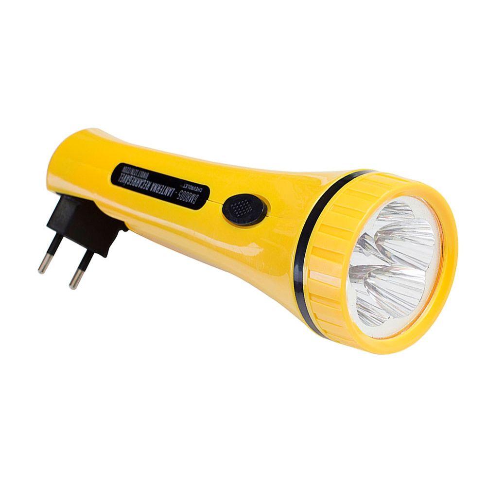 Lanterna Recarregável 5 Leds Gm - GM8005