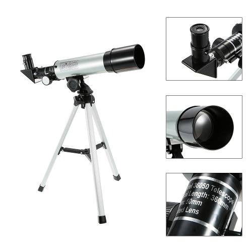 Luneta Lunar Celeste e Terrestre Lente 6mm E 20mm - F36050tx