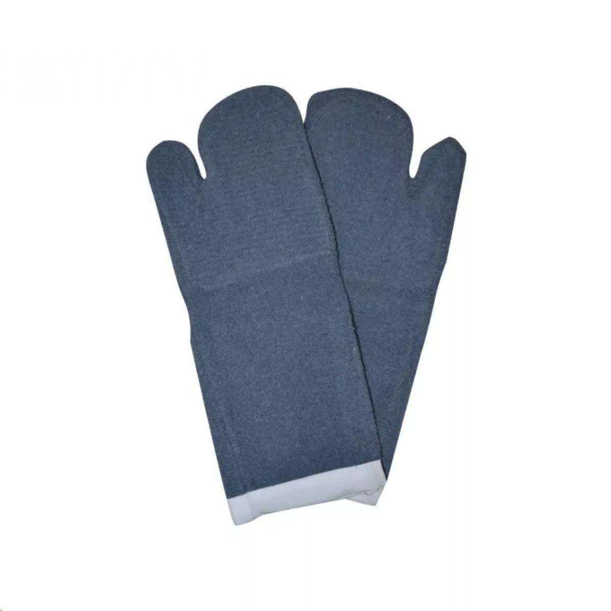 Luva Térmica Azul - Grafatex - 50Cm - 48.50A