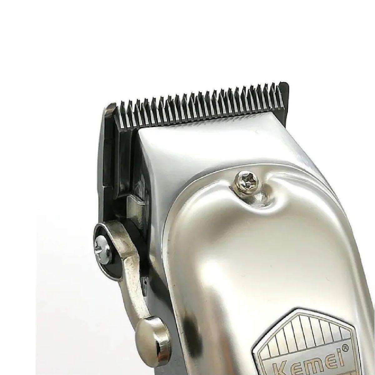 Máquina De Cortar Cabelo Profissional Kemei - KM-1993