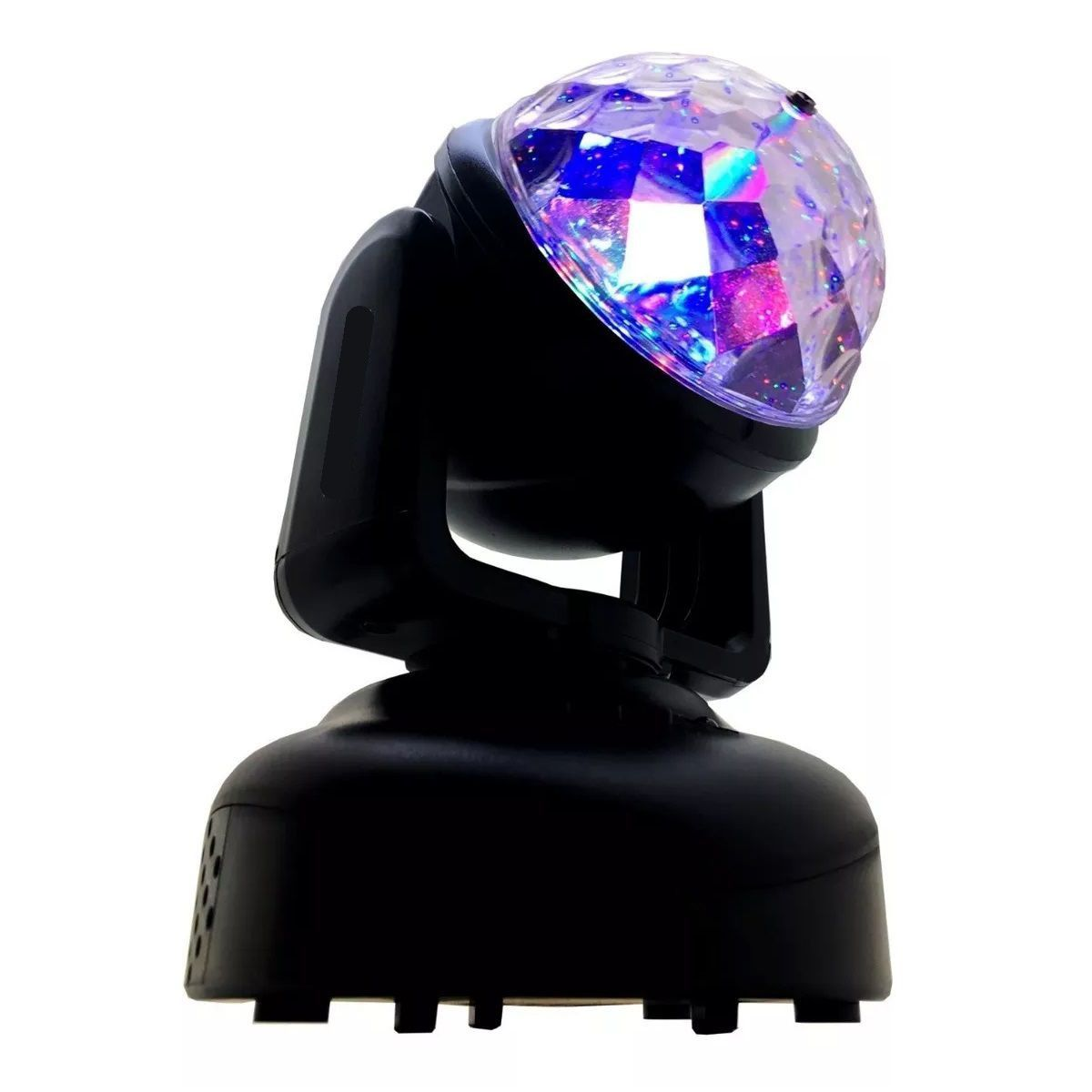 Mini Moving Head Led 6w Rgb Bola Maluca - HL-080