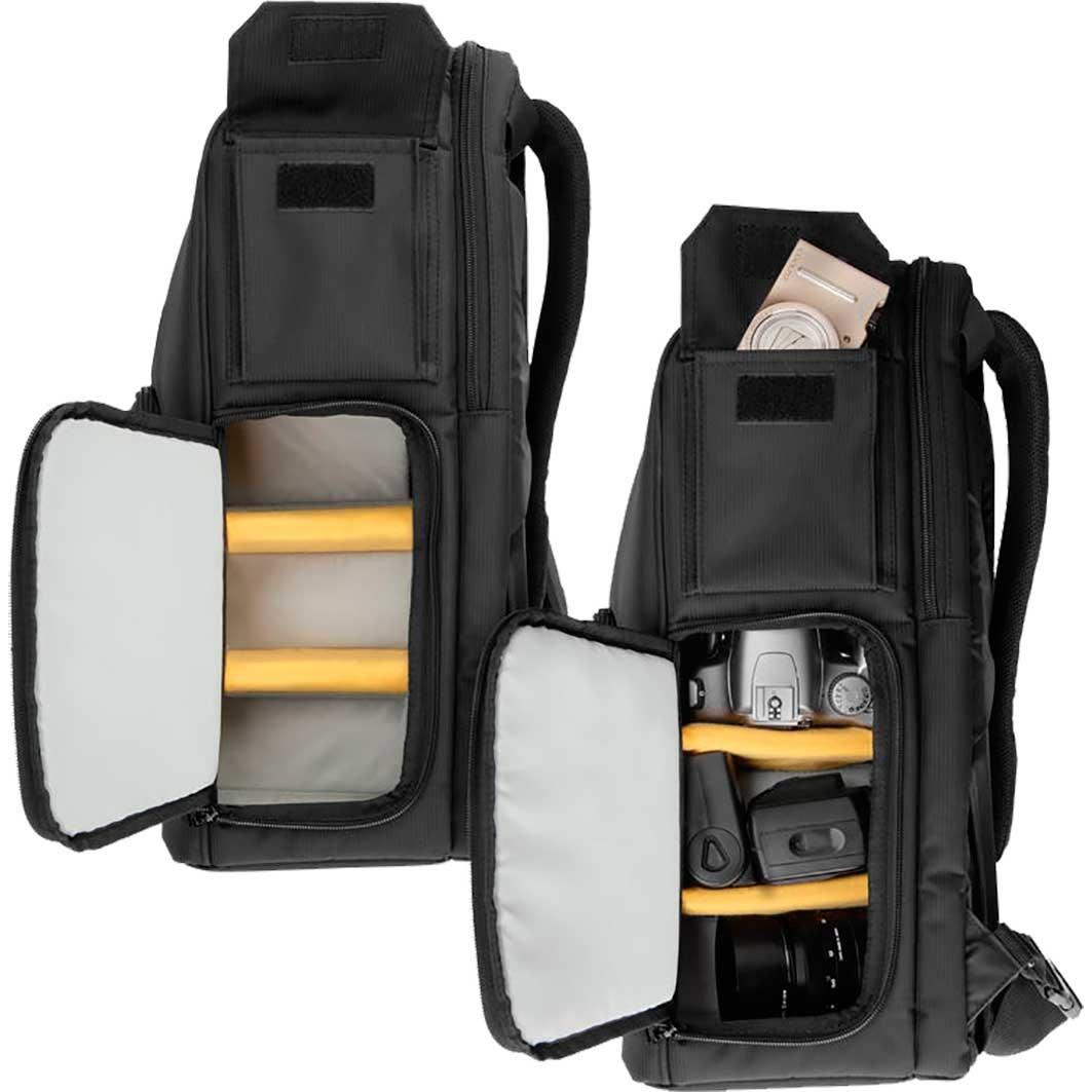 Mochila Easy Para Câmera Digital Tripé e Acessórios  - EC-88079