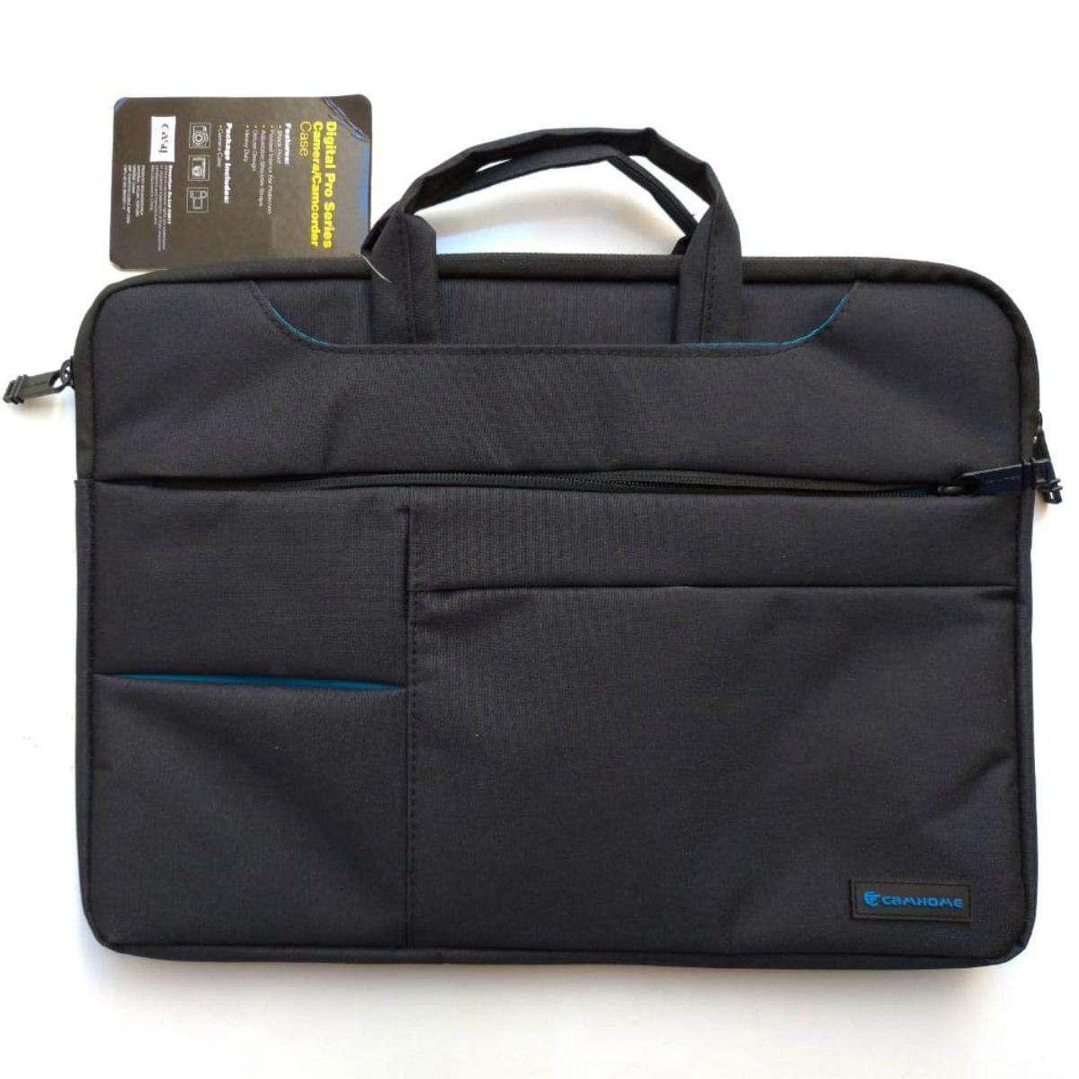 Mochila Case Para Notebook Profissional Easy Protetora - EM-6027-S