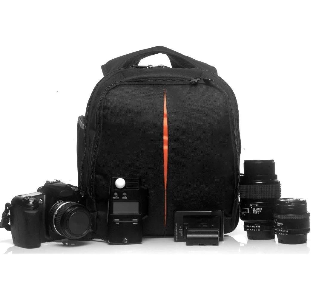 Mochila Para Câmera e Fotografia Profissional Compacta - VMB2 Simples