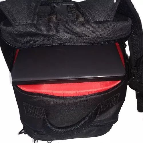 Mochila Para Câmera E Fotografia Com Compartimento Para Notebook  Até 14 polegadas Com Suporte Tripé - Vmb NOTE II