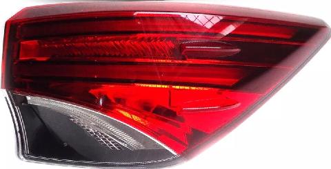Par De Lanterna Traseira Toyota Sw4 Canto 2017 E 2018 Led Original Stanley - DIREITO E ESQUERDO