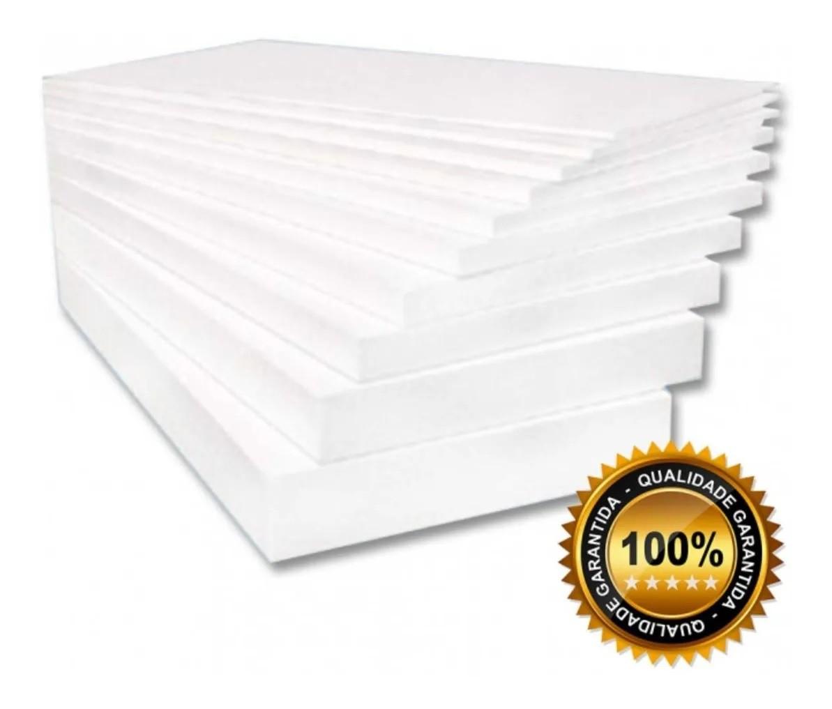 Placa De Isopor Espessura 3cm 100x50cm