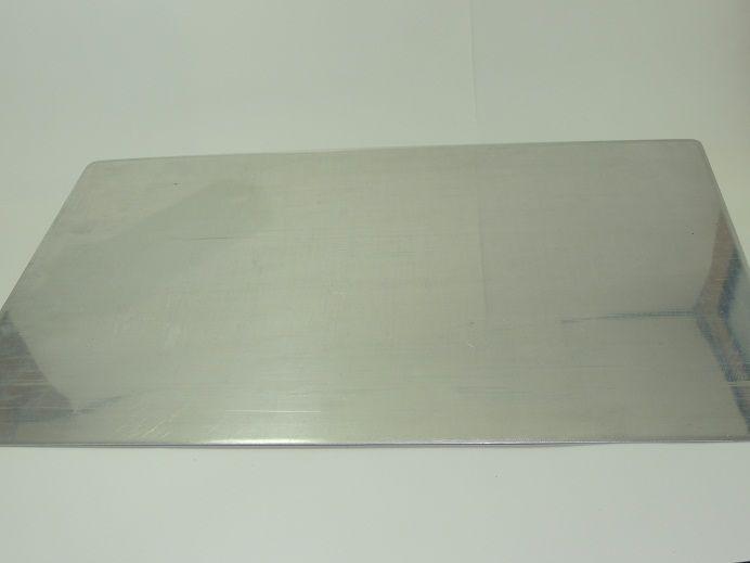 Placa Salva Bolo Retangular 30X45Cm - Alumínio - 59