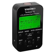 Radio Flash Yongnuo I-TTl Para Câmeras Nikon - YN-622n-TX