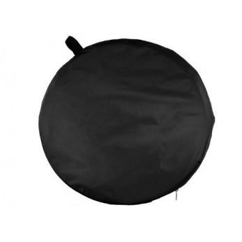 Rebatedor de Luz Fotográfico Oval Com Difusor 5 Cores 90x120cm - 12689