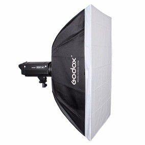 Softbox 60x90 Suporte Bowens SFUV60x90 + Tripé 2M ST-803 - SB-BW6090+ ST-803