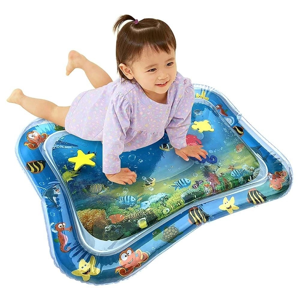 Tapete De Água Atividades Almofada Infantil Para Bebês - 16020M