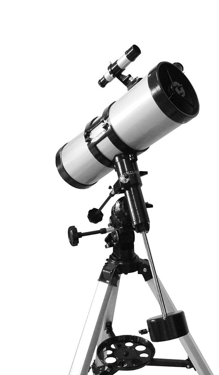 Telescópio Newtoniano Constellation Equatorial Equifoto Amplitude 1050x - 1400x150EQ CONSTELLATION
