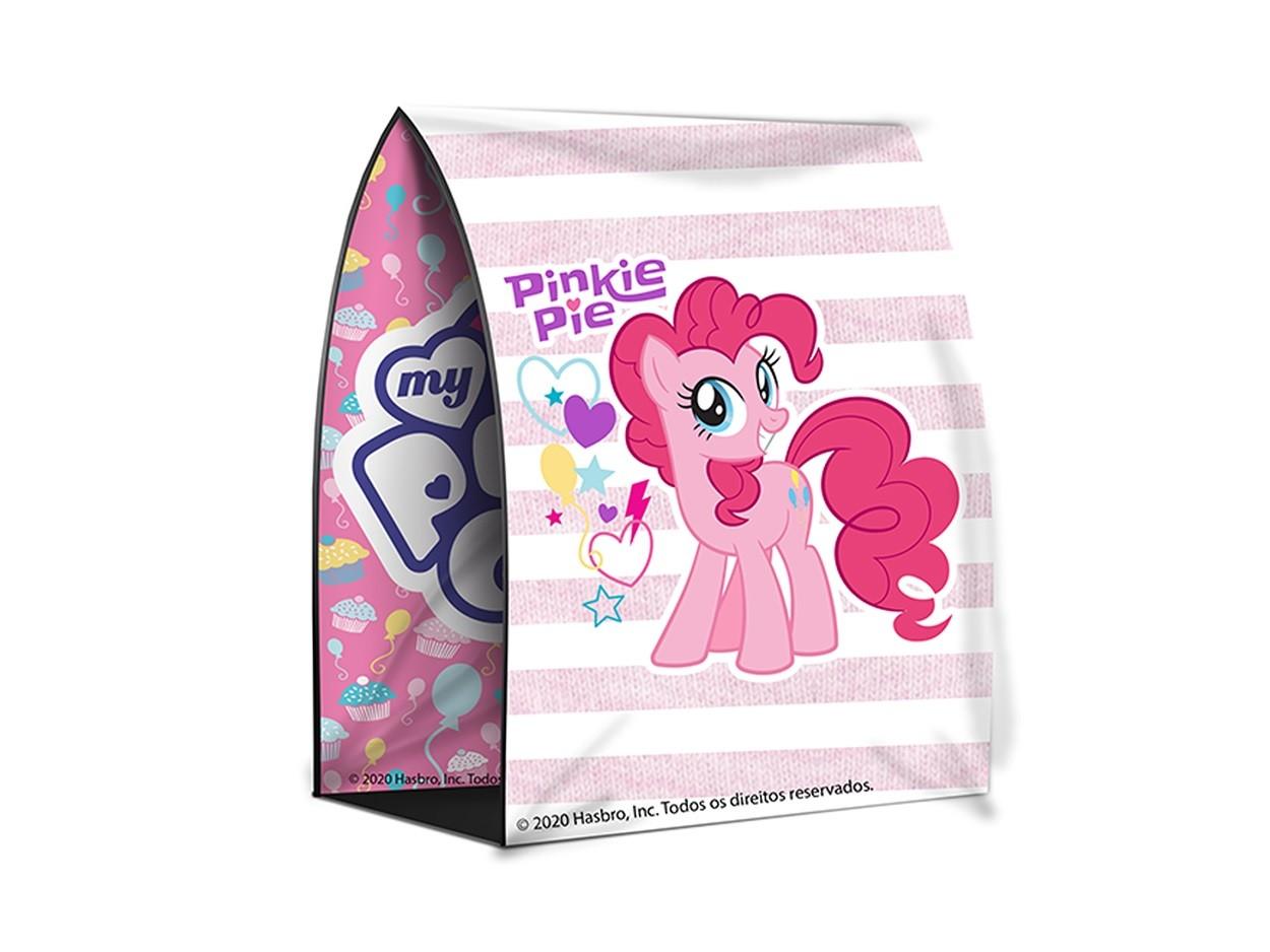 Tenda Core Pinkie Pie Com Tapa Olhos - 7004