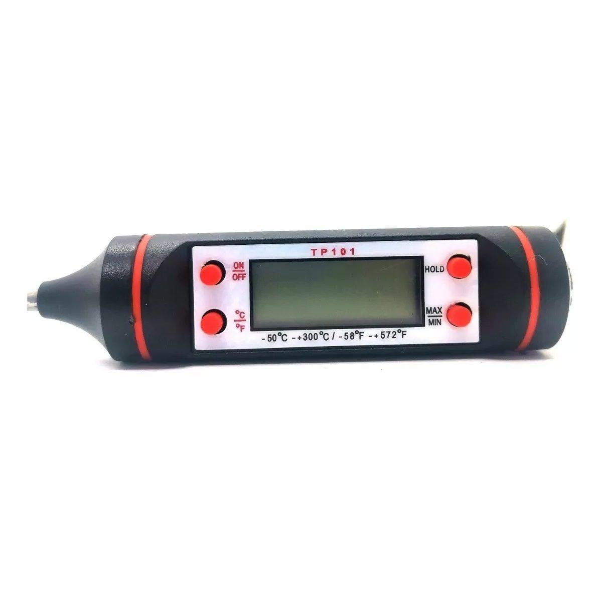 Termômetro Digital Culinário - TP101