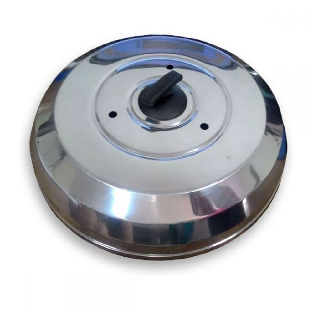 Termômetro Laser Digital Infravermelho + Abafador Pizza Alumínio Grande 40cm