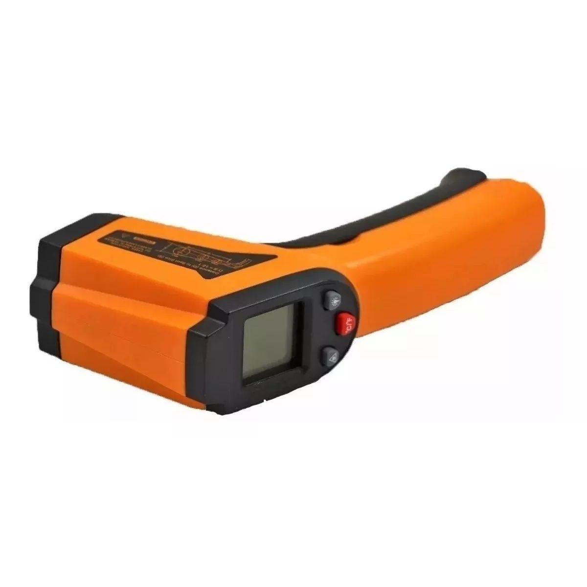 Termômetro Laser Digital Infravermelho - GM400