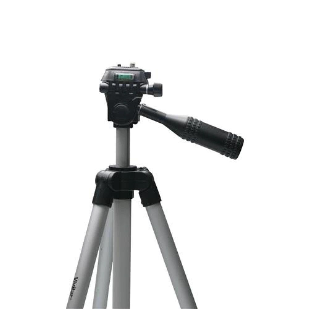 Tripé Telescópico com Altura até 1,27m Vivitar - VIVVPT1250