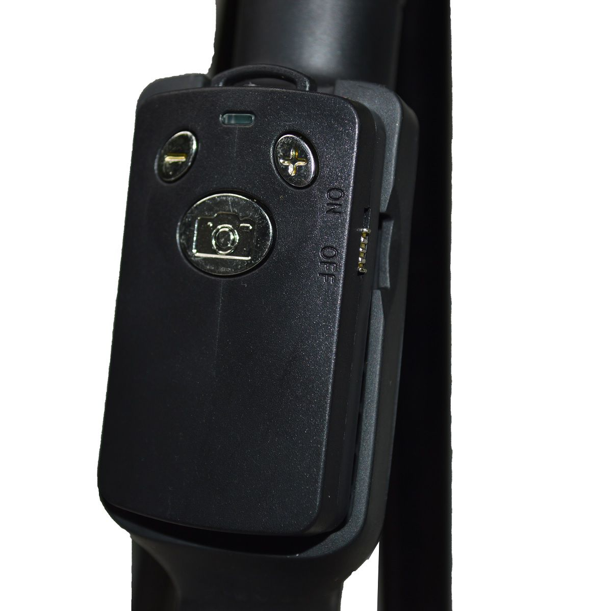 Tripé Tripod Universal Telescópico Com Suporte Celular Bluetooth 1,25 Metros - BJ-6218