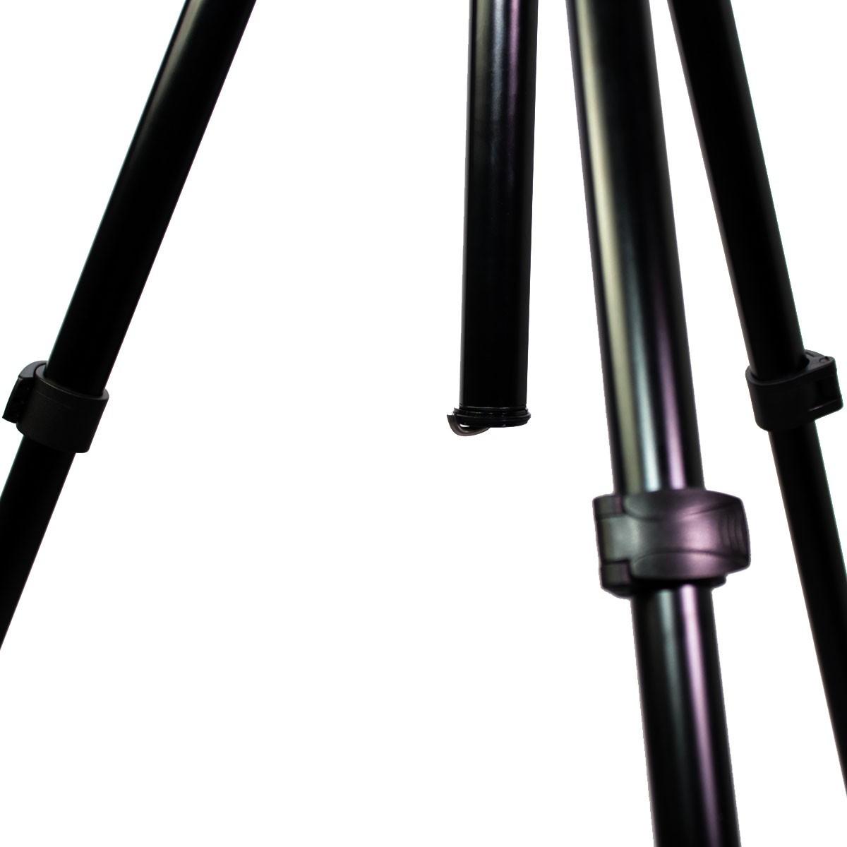 Tripé Weifeng Em Aluminio Para Equipamentos de Até 6kg - WF6734