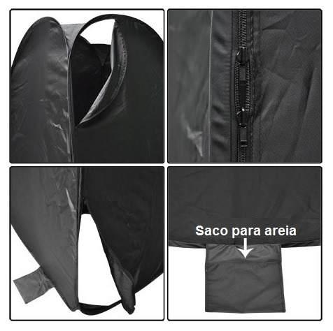 Trocador Vestuário Greika 1,90 Metro Para Modelos Em Fotos Externas - PC190