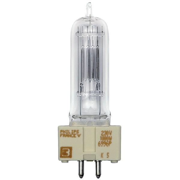 Cod.6996P - Lâmpada FWP- T19 - 6996p 230V 1000W  - lampadas.net