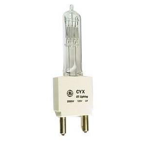 Cod.CYX - Lâmpada CYX 120V 2000W  - lampadas.net