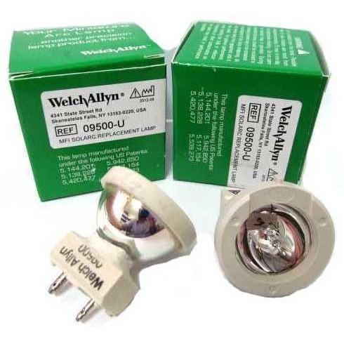 Cod.WA095 - Lâmpada Fonte de Luz Welch Allyn 09500  - lampadas.net