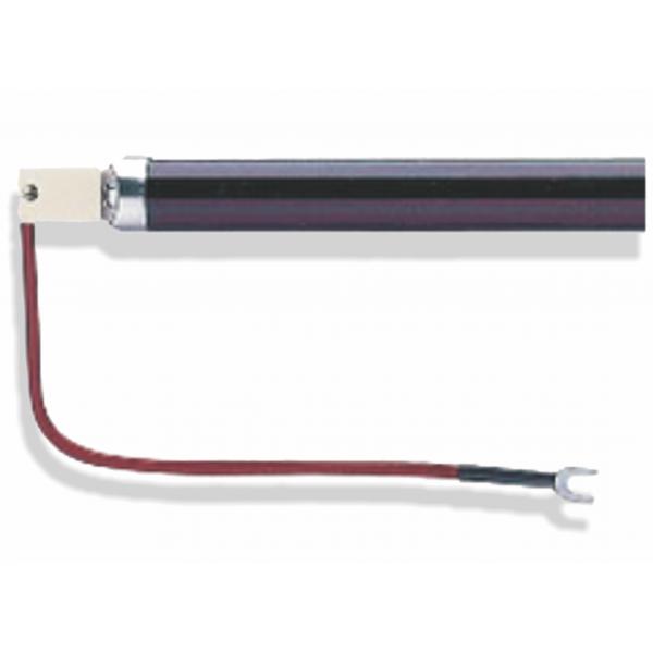 Cod.13836Z/876  Infra Vermelho 530 mm RUBI 240V 1000W   - lampadas.net