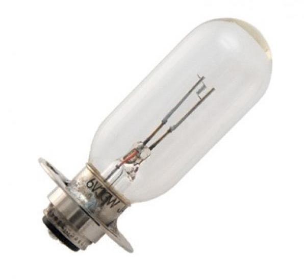Cod.41366 - Lâmpada (41366)  BA15D C/Anel 6V 33W   - lampadas.net