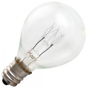 Cod.41512 - Lâmpada 15S11 Lensômetro 127V 15W E-11-  Bulbo Claro  - lampadas.net