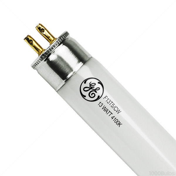 Cod.F13T5 Lâmpada Fluorescente Gráfica GE 13W 4100K  - lampadas.net