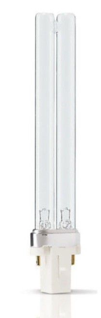 Cod.G015A - Lâmpada Germicida UV-C 11W PLS  - lampadas.net