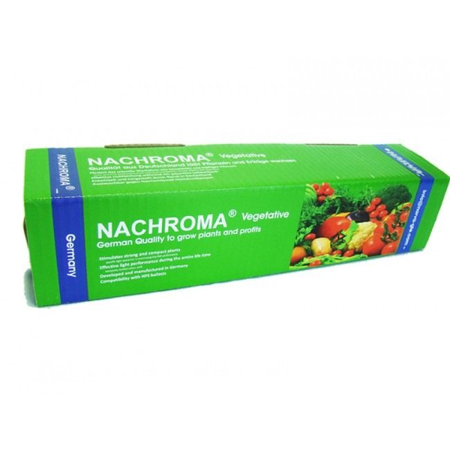 Cod.NAT400 - Lâmpada NATRALOX Vegetative Vapor de Sódio 400W   - lampadas.net