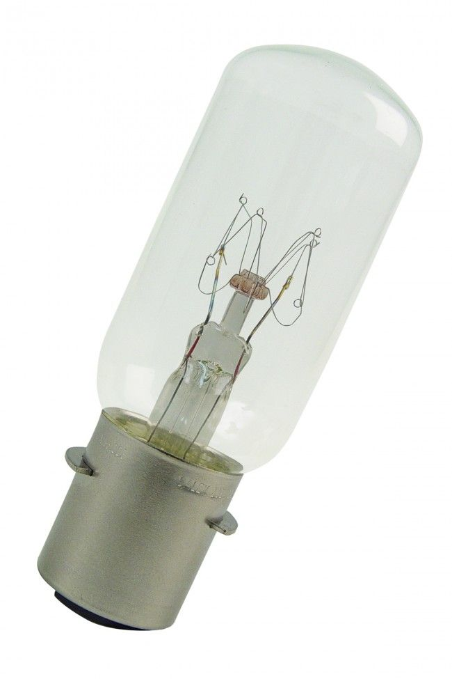 Cod.P28S60 - Lâmpada Navegação P28S 60W  - lampadas.net