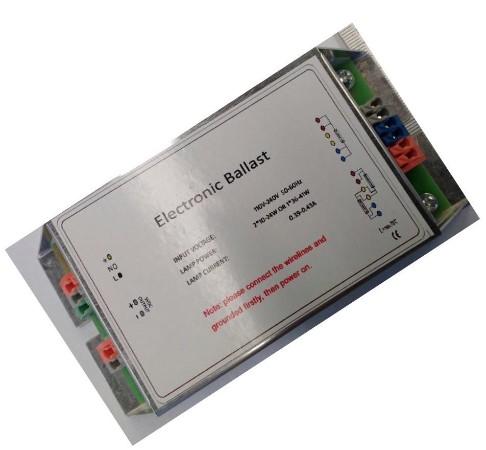 Cod.RESP39 Reator 110-240V EBC 1x39    - lampadas.net
