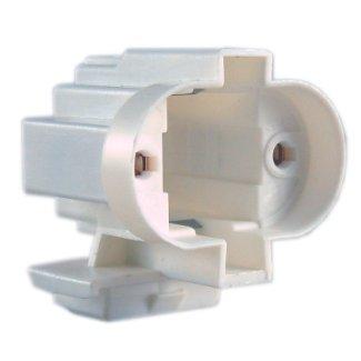 Cod.SOQ4 - Soquete PL-2P (5W-13W)  - lampadas.net